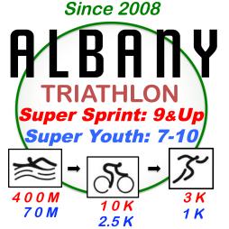 Albany Community Triathlon Logo