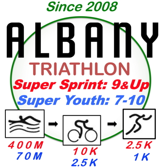 Albany Community Triathlon Logo